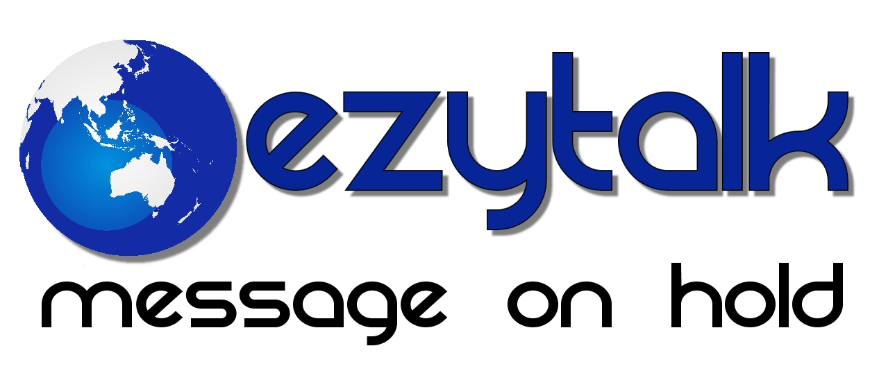 EzyTalk Message On Hold
